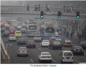 Ecodriving traffic