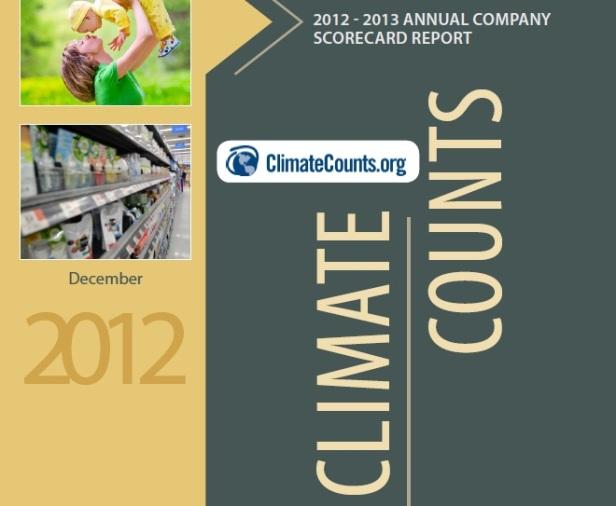 ClimateCountsScorecard2012