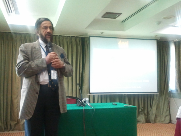 DR Pachauri TERI