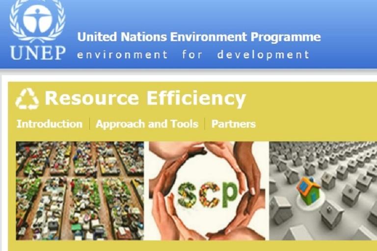 Resource-EfficiencyUNEP