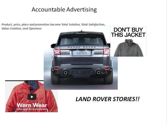 Accountable Advertising